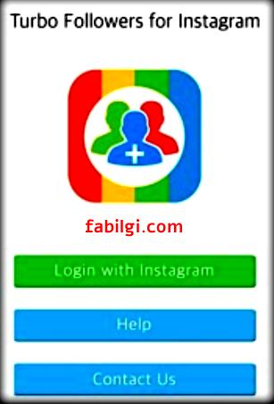 Instagram TurboFollower Apk Takipçi Hilesi Yeni Temmuz 2021