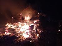 Пожары в выходные дни