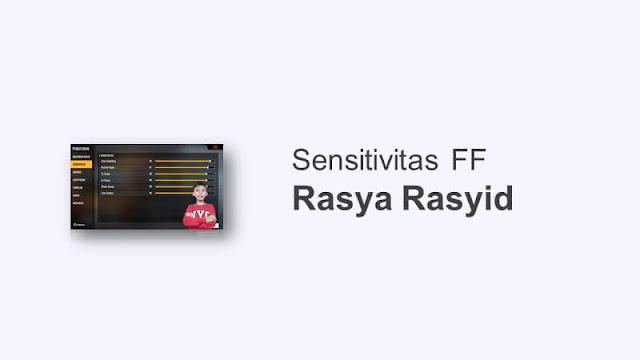 sensitivitas Rasya Rasyid