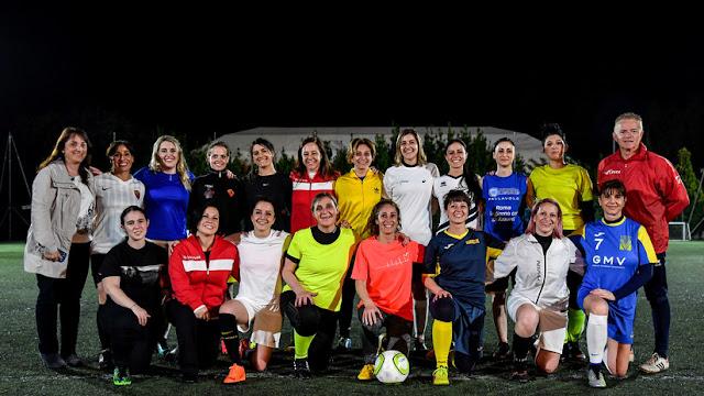 Vaticano cancela el primer partido de su equipo femenino de fútbol tras una protesta contra el aborto del equipo rival