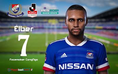 PES 2021 Faces José Élber Pimentel da Silva by CongNgo