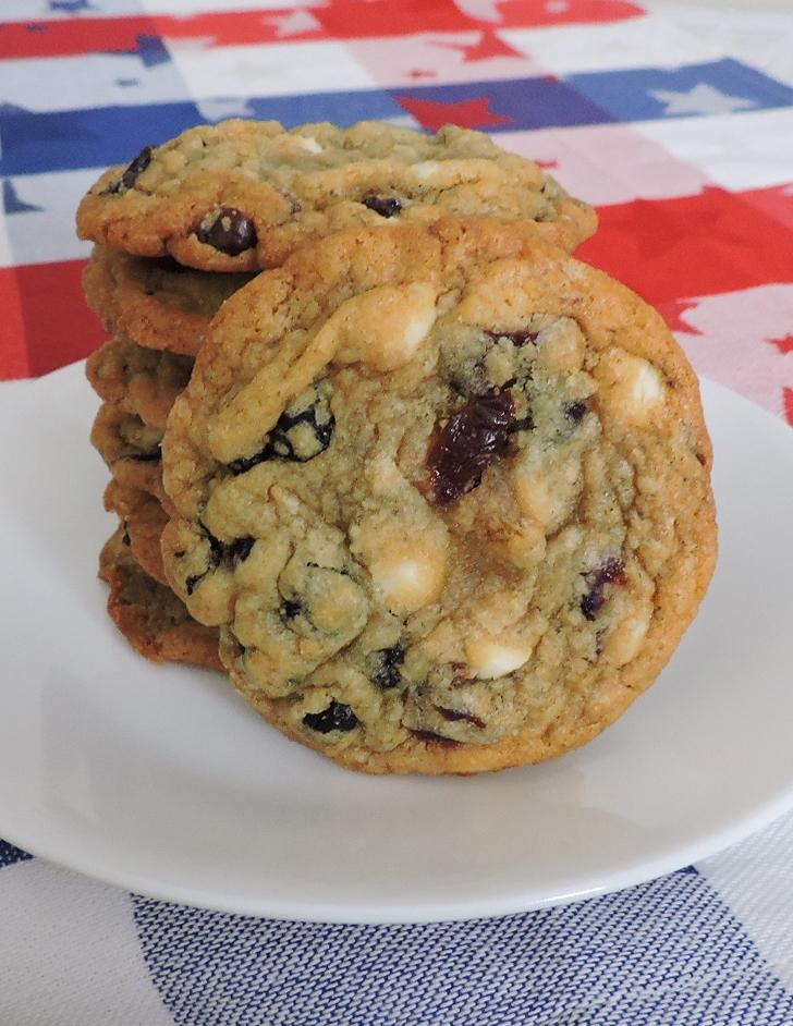 American Pride Cookies
