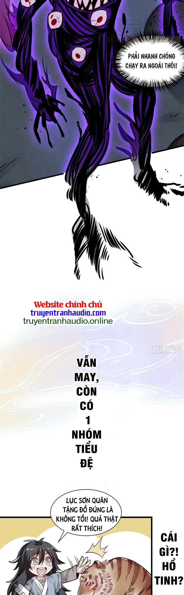 Lạn Kha Kỳ Duyên Chapter 0 - upload bởi SayTruyen.Net
