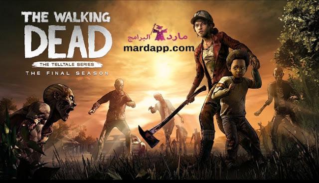 تحميل لعبة the walking dead the final season