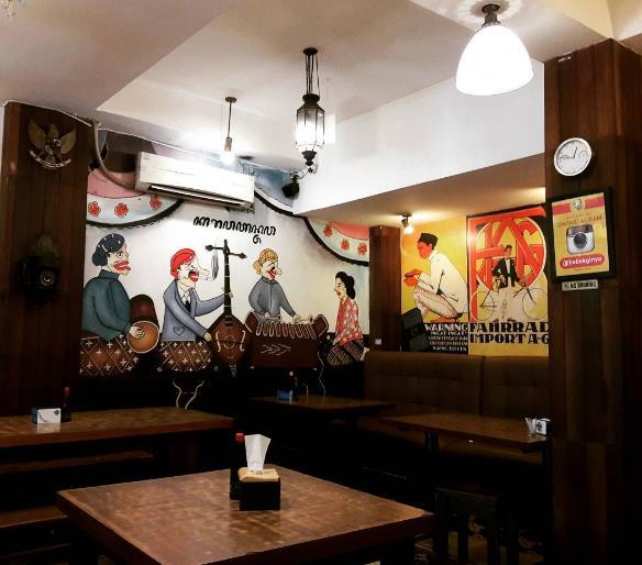 David Valentino 3 Tempat Makan Enak Dan Murah Di Jakarta