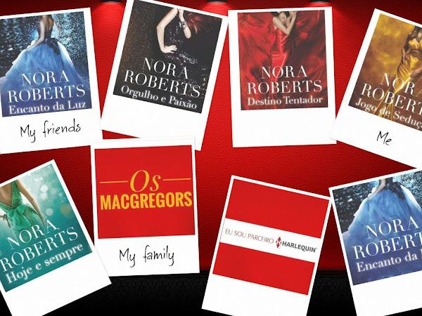 Momento Harlequin: Série Os MacGregors - Nora Roberts
