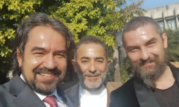 Ertugrul Ghazi's characters Bamsi and Ertak Arrived in Pakistan