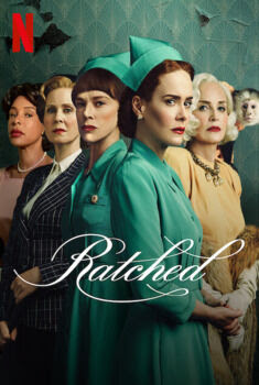 Ratched 1ª Temporada Torrent - WEB-DL 720p Dual Áudio
