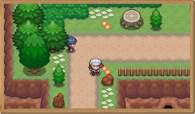 Pokemon Uranium PC Gameplay