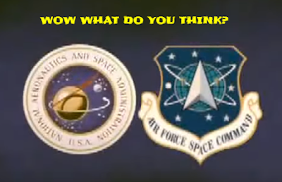 Space Command Insignia.