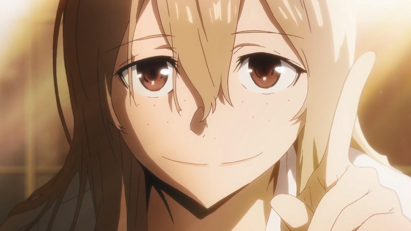 Gleipnir Episode 1 Review (Spring 2020 Anime) - Sci Fi