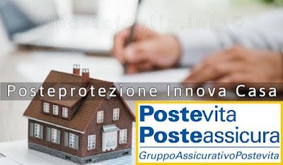 posteprotezione assicurazione casa poste italiane