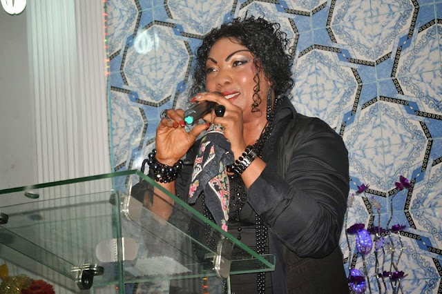 Image result for Eucharia Anunobi Speaks About Her Son's Death