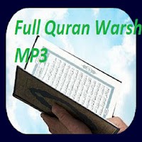 Full Quran Warsh MP3 Apk free Download for Android