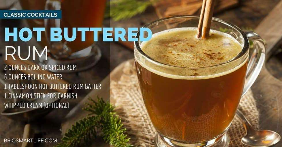 National Hot Buttered Rum Day Wishes Lovely Pics