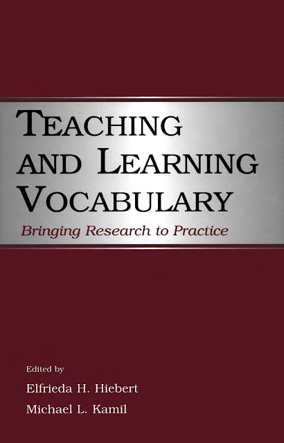 Teaching and Learning Vocabulary (  Books and activities )