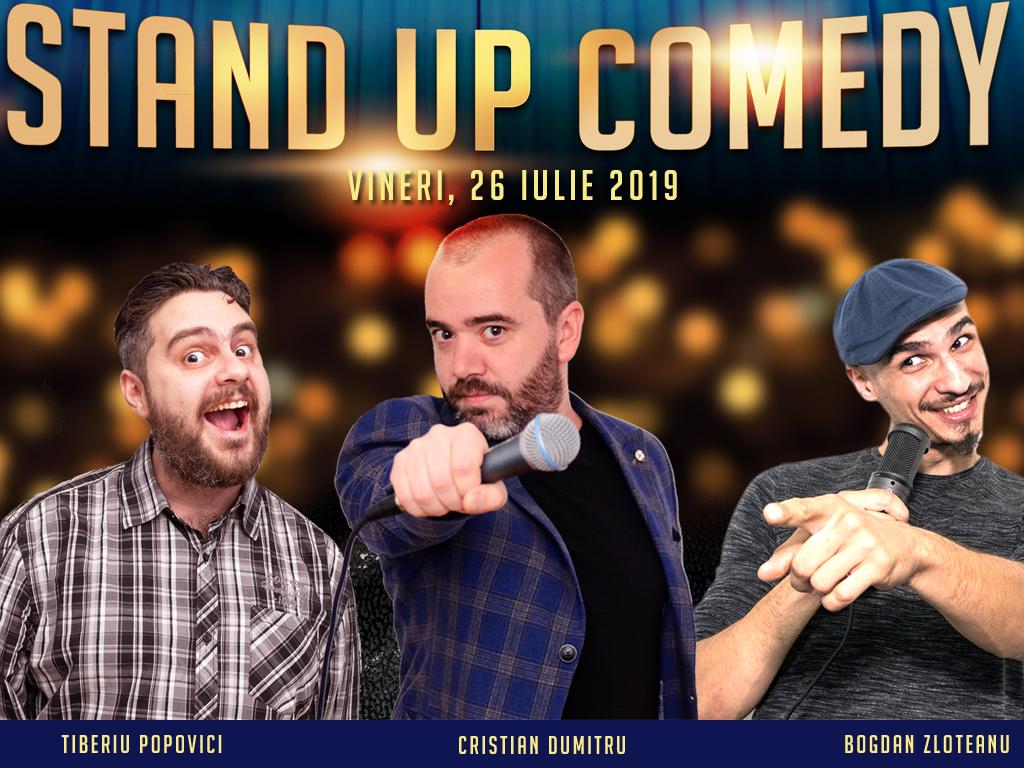 Stand-Up Comedy Vulcan judetul Hunedoara