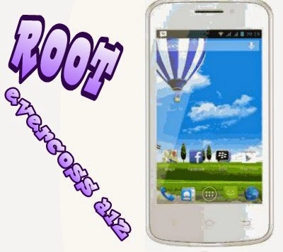 CARA ROOT EVERCOSS A12 tanpa PC