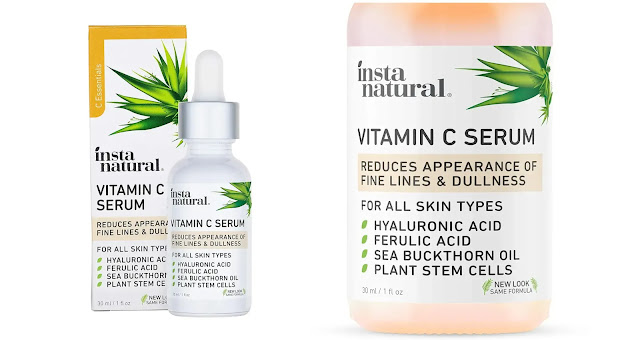 InstaNatural Vitamin C Serum Review