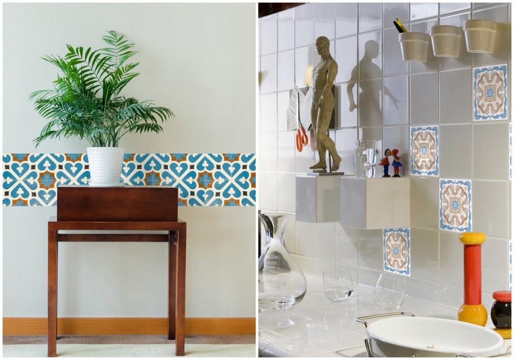 15 ideas para decorar con vinilos decorativos, cambia la decoración de tu casa de manera fácil y rápida