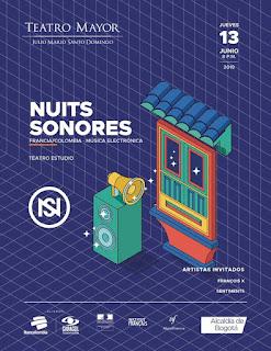 CONCIERTO DE Nuits Sonores