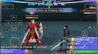 Sword Art Online Infinity Moment ISO PPSSPP