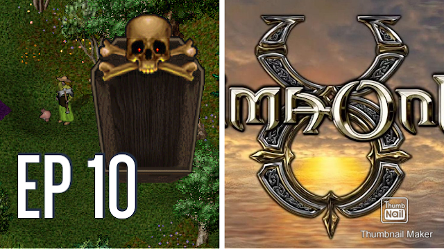 Ultima Online (MobileUO) [EP 10] Let's Play 🎮 FOUGHT A CHICKEN AND WON