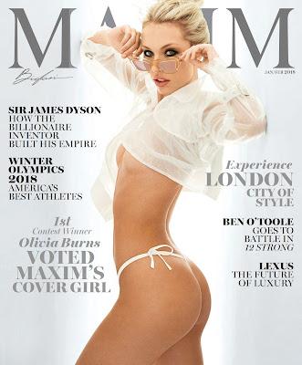 Lo mas reciente en Maxim USA
