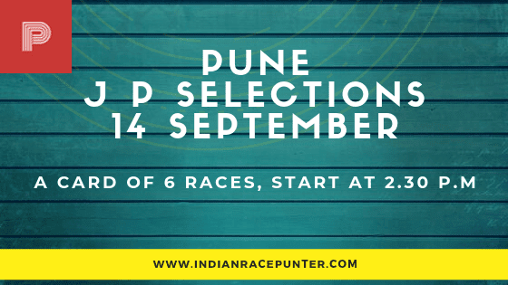 Pune Jackpot Selections 14 September