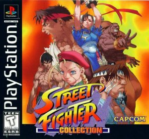 Download Street Fighter Collection (1997) PS1 Torrent