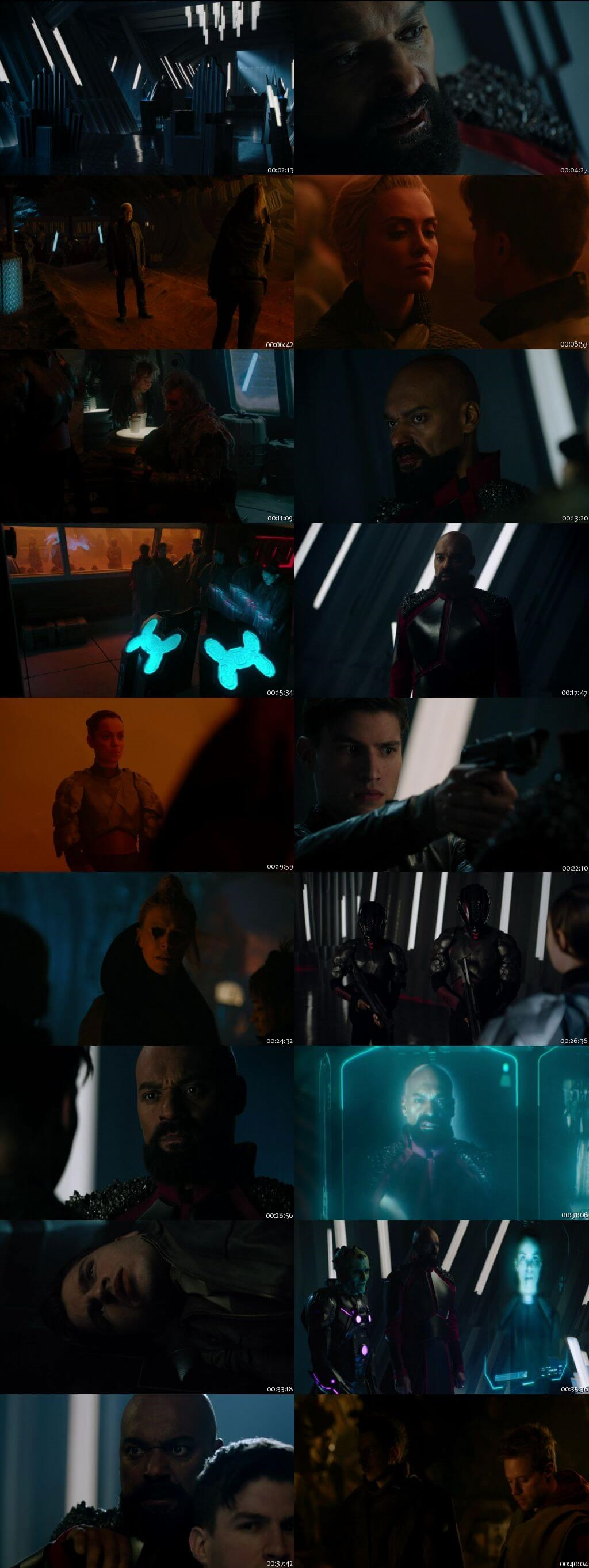 Screenshots Of English Show Krypton Season 02 Episode 05 2019 WEB-DL 720P 300MB