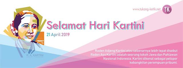 Banner Peringatan Hari Kartini