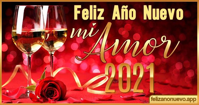 Frases de Año Nuevo para Amor