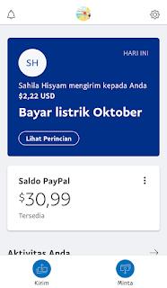 Status Paypal Completed tapi Uang Belum Masuk Rekening Bank Indonesia