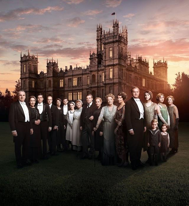 12 Curiosidades de Downton Abbey