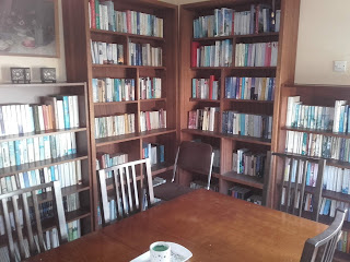 Re-reading and Re-homing of Books