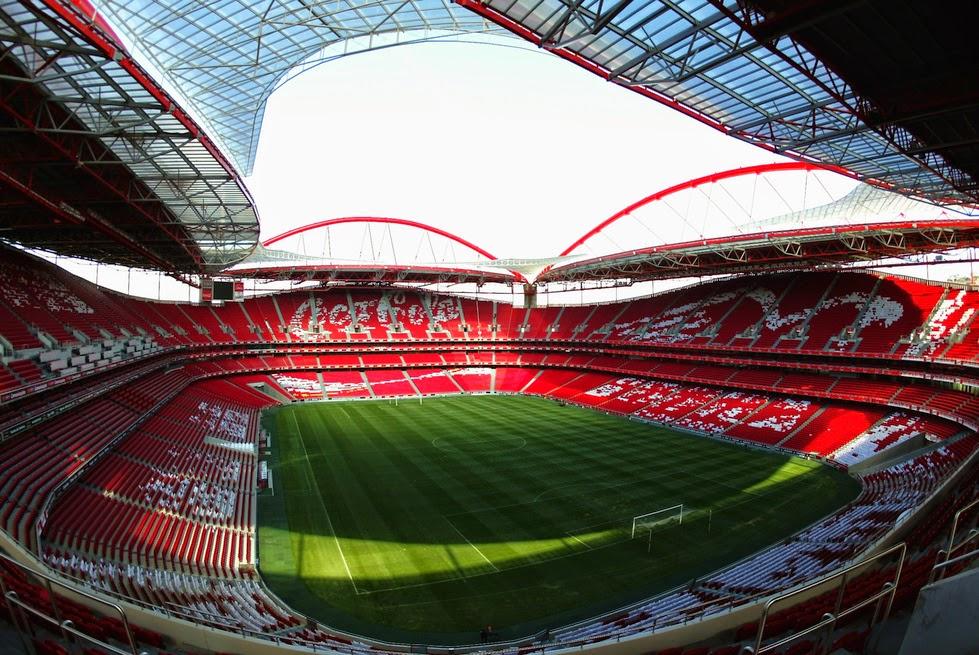 O que fazer em Lisboa - Estádio da Luz