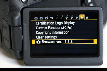 Daftar Maksimal Sc ( Shutter Count ) Kamera Dslr Canon
