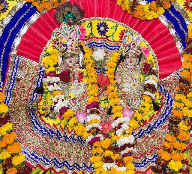 Vasant Panchami - 2018 - Sri Radha Krishan Mandir