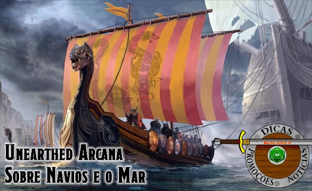 Unearthed Arcana Novembro 2018