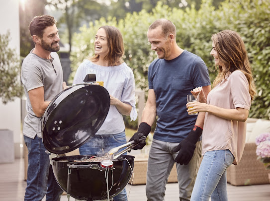 grill, weber, bernika, kulinarny pamietnik