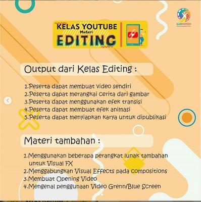 belajar youtuber