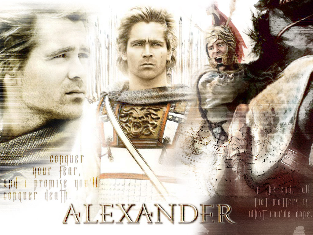 Gena Downs Alexander Movie Wallpaper