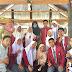 Perwakilan Guru Dan Siswa SMKN 1 Maros Beri Sumbangan Hasil Penggalangan Dana