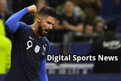 The Italian Press Claims That Olivier Giroud Has Reached An Agreement With Lazio Rome