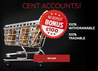 FreshForex - FRESHCENT 100 USC Forex No Deposit Bonus
