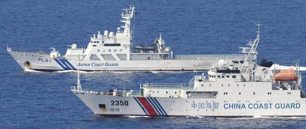 China autoriza a la Guardia Costera a disparar contra buques extranjeros si es necesario