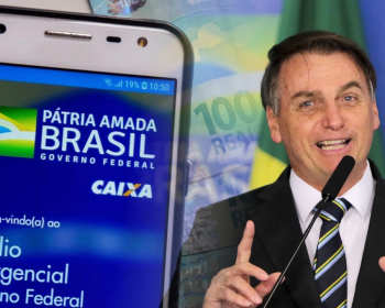 Atenção! Novo Auxílio Emergencial começará esse mês! Confira como governo Bolsonaro vai pagar aos beneficiários.