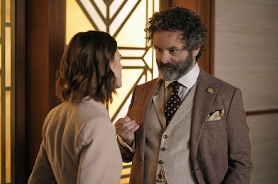 The Good Fight Season 3 Michael Sheen Image 2