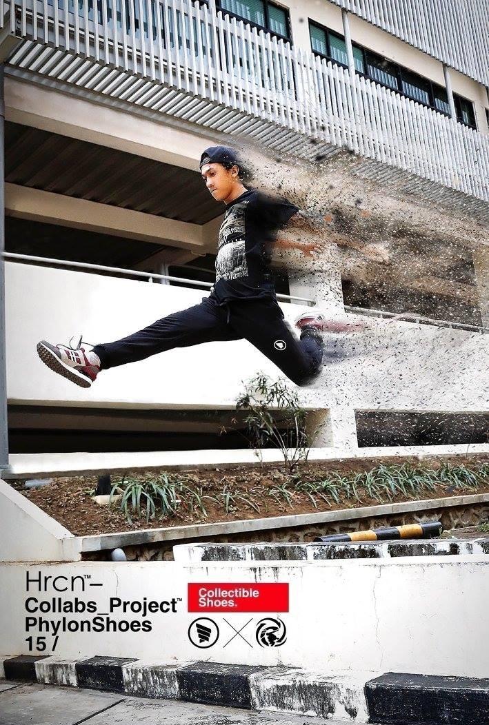 HRCN x Parkour Bandung
